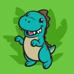 Randy the Tyrannosaurus Rex